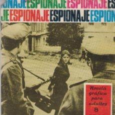 Tebeos: COMIC TORAY ESPIONAJE Nº 47 AÑO 1966. Lote 46374247