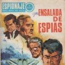 Tebeos: COMIC TORAY ESPIONAJE Nº 61 AÑO 1967. Lote 91432362