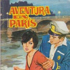Tebeos: COMIC AVENTURA EN PARÍS EDICIONES TORAY 1966. Lote 46457291
