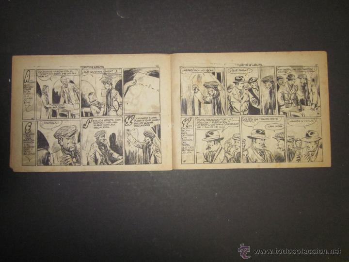 Tebeos: HOJAS DE LA VIDA DE TOÑITO Y LOLITA - NUM 6 -EDICIONES TORAY - DIBUJOS JAIME JUEZ - (COM- 291) - Foto 5 - 46593501