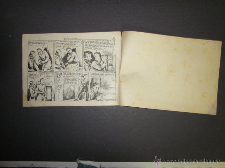 Tebeos: HOJAS DE LA VIDA DE TOÑITO Y LOLITA - NUM 8 -EDICIONES TORAY - DIBUJOS JAIME JUEZ - (COM- 293) - Foto 6 - 46593539