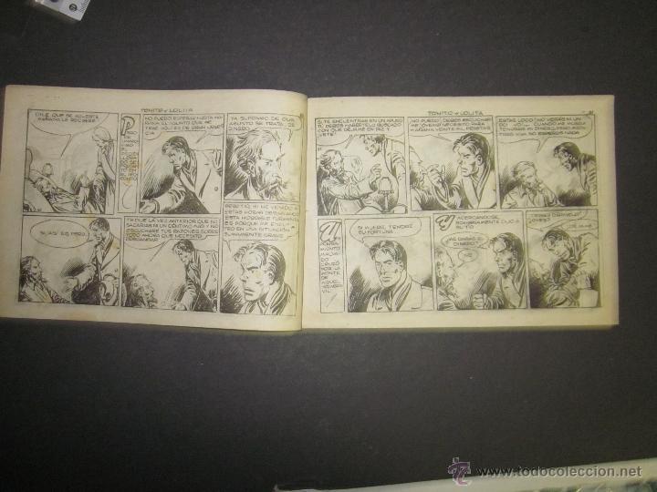 Tebeos: HOJAS DE LA VIDA DE TOÑITO Y LOLITA - NUM 12 -EDICIONES TORAY - DIBUJOS JAIME JUEZ - (COM- 297) - Foto 3 - 46593633
