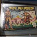 Tebeos: TORAY.- DICK RELÁMPAGO, LOTE DE 28 Nº ORIGINALES COMPLETA. Lote 47054567