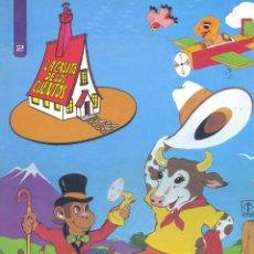 Tebeos: LA CASITA DE LOS CUENTOS Nº2. EDITORIAL TORAY, 1986. DIBUJOS INTERIORES DE ANTONIO AYNÉ. Lote 47292220