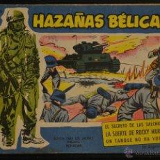 Tebeos: HAZAÑAS BELICAS 101. BOIXCAR. LITERACOMIC.. Lote 47535917