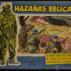 Tebeos: HAZAÑAS BELICAS 100. BOIXCAR. LITERACOMIC.. Lote 47554070