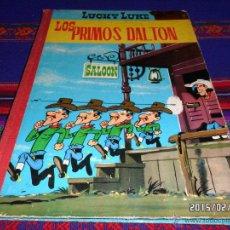 Tebeos: LUCKY LUKE LOS PRIMOS DALTON 1ª PRIMERA EDICIÓN 1963. TORAY.. Lote 47590165