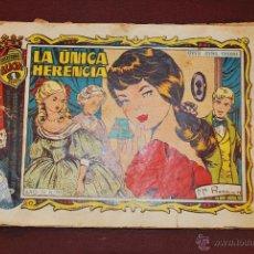 Tebeos: COL. ALICIA Nº 193 - LA UNICA HERENCIA - EDICIONES TORAY. Lote 175511459