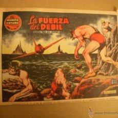 Tebeos: EL MUNDO FUTURO Nº 59, EDITORIAL TORAY. Lote 47703235
