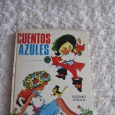 Tebeos: CUENTOS AZULES N. 3. Lote 47800513
