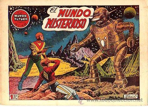 MUNDO FUTURO (TORAY) Nº36 (Tebeos y Comics - Toray - Mundo Futuro)