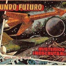 Tebeos: MUNDO FUTURO (TORAY) Nº 67. Lote 47945222