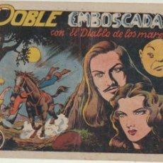 Tebeos: EL DIABLO DE LOS MARES Nº 32. TORAY 1947.. Lote 47961672