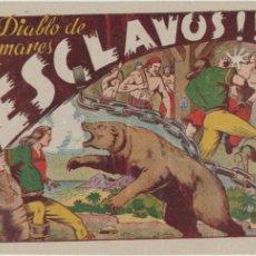 Tebeos: EL DIABLO DE LOS MARES Nº 28. TORAY 1947.. Lote 47961843