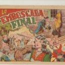 Tebeos: EL HIJO DEL DIABLO DE LOS MARES ALBUM Nº 4 (IV) TORAY 1950.. Lote 47984681