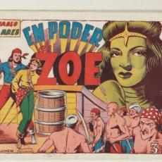 Tebeos: EL DIABLO DE LOS MARES ALBUM Nº 3 (III) TORAY 1949.. Lote 47986920