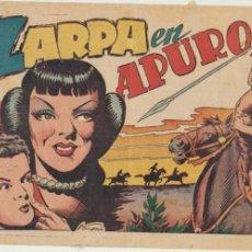 Tebeos: ZARPA DE LEÓN Nº 44. TORAY 1949.. Lote 47991154