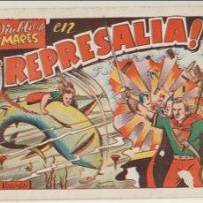 Tebeos: EL DIABLO DE LOS MARES ALBUM Nº 8 (VIII) TORAY 1949.. Lote 47992342