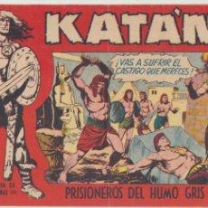 BDs: KATÁN Nº 17. TORAY 1960.. Lote 48002942