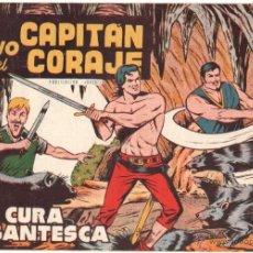 Tebeos: EL HIJO DEL CAPITAN CORAJE Nº 25 EDITORIAL TORAY 1958 ORIGINAL - DIBUJOS GIRALT. Lote 48017088