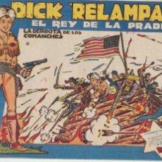 Tebeos: DICK RELÁMPAGO Nº 23. TORAY 1959.. Lote 48118086
