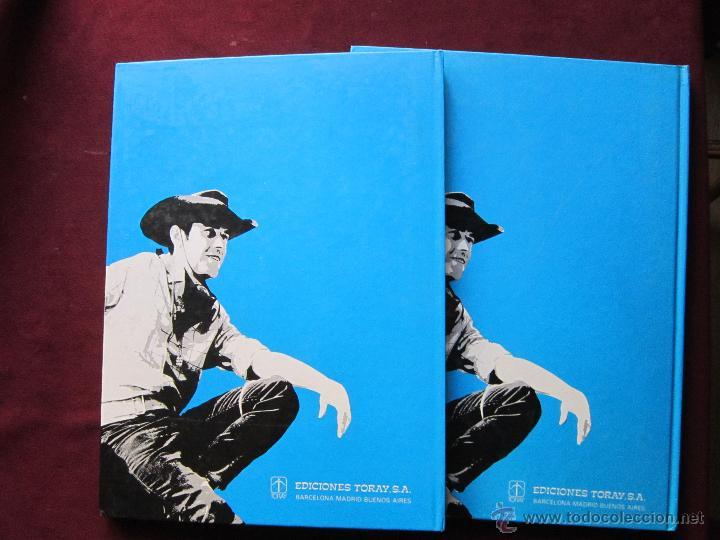 Tebeos: LAS AVENTURAS DE CHICK BILL, 2 tomos completa EDICIONES TORAY, 1986 tebeni Excelentes - Foto 3 - 48160460