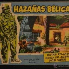 Tebeos: HAZAÑAS BELICAS EXTRA AZUL, Nº 48. BOIXCAR. LITERACOMIC.. Lote 48177132