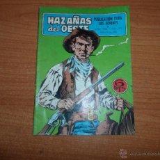 Tebeos: HAZAÑAS DEL OESTE Nº 173 TORAY 1966 . Lote 48312110