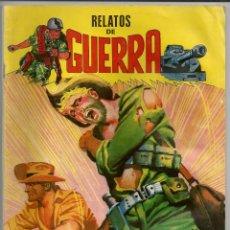 Tebeos: RELATOS DE GUERRA Nº 12 - EDICIONES G4 - TORAY 1987. Lote 48350122