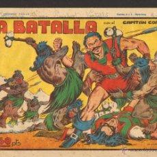 Tebeos: TEBEOS-COMICS CANDY - CAPITAN CORAJE - Nº 18 - ED. TORAY 1946 - 1ª EDICION GRANDES - RARISIMO *AA99. Lote 43544152