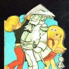 Tebeos: CUENTOS TORAY. LA ESTATUA. 1968. EDICIONES TORAY. Lote 48511921
