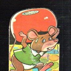 Tebeos: CUENTOS PEQUEÑO ZOO. EL QUESO. Nº 167. EDICIONES TORAY. 1969. Lote 48513903