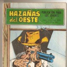 Tebeos: HAZAÑAS DEL OESTE - Nº 219 - EDICIONES TORAY. Lote 48618701