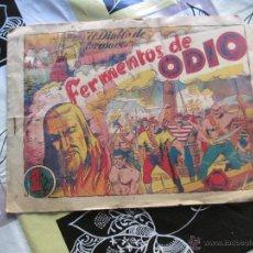 Tebeos: EL DIABLO DE LOS MARES Nº 61. Lote 48751623