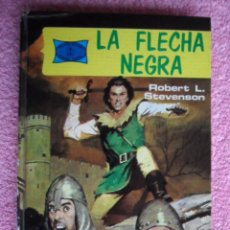 Tebeos: LA FLECHA NEGRA EDITORIAL TORAY 1976 HISTORIAS FAMOSAS 5 ROBERT STEVENSON EDICIÓN 1ª. Lote 48937905