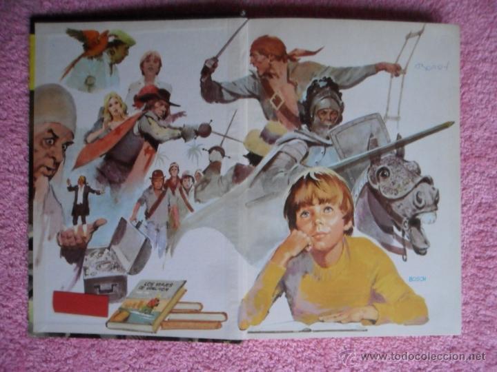 Tebeos: la flecha negra historias famosas 5 editorial toray 1976 robert stevenson edición 1ª - Foto 2 - 48937905