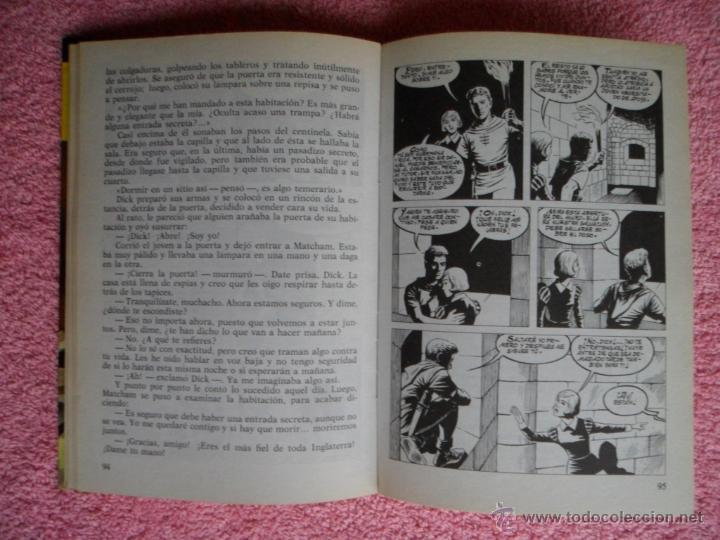 Tebeos: la flecha negra historias famosas 5 editorial toray 1976 robert stevenson edición 1ª - Foto 5 - 48937905