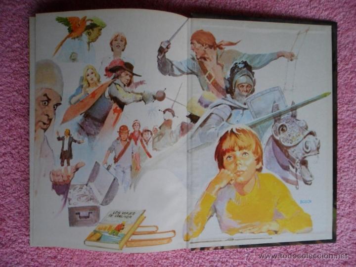 Tebeos: la flecha negra historias famosas 5 editorial toray 1976 robert stevenson edición 1ª - Foto 6 - 48937905
