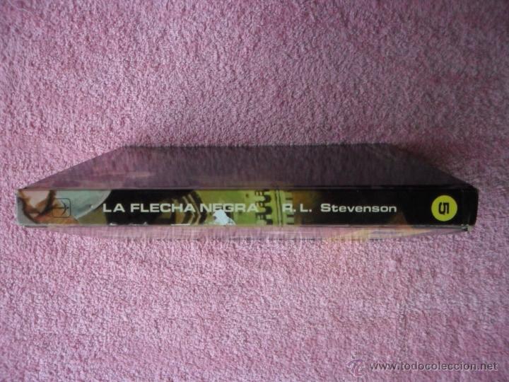 Tebeos: la flecha negra historias famosas 5 editorial toray 1976 robert stevenson edición 1ª - Foto 8 - 48937905