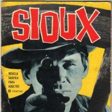 Tebeos: SIOUX Nº 30 EDICIONES TORAY 1965 DIBUJAOS DE BELLALTA. Lote 48950501