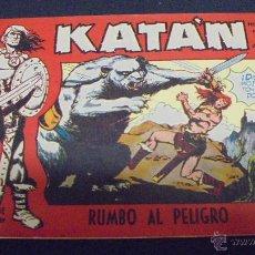 Tebeos: KATÀN. Nº 6. EDICIONES TORAY. 1960 -1961.. Lote 48970144