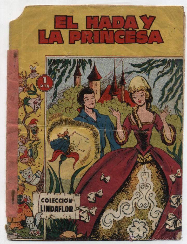 COLECCIÓN LINDAFLOR Nº 98. (Tebeos y Comics - Toray - Cuentos de la Abuelita)
