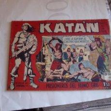 Tebeos: KATAN Nº 17 ORIGINAL. Lote 49004579