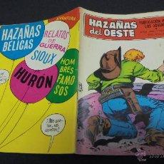 Tebeos: HAZAÑAS DEL OESTE. Nº 174. AÑO 1968. EDICIONES TORAY.. Lote 49034253