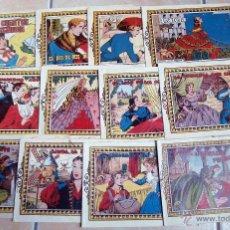 Tebeos: 12 COMICS AZUCENA, AÑOS 50-60. DIBUJOS DE ROSA GALCERAN. Lote 49050426