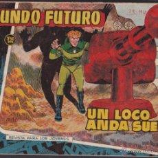 Tebeos: COMIC COLECCION EL MUNDO FUTURO Nº 73. Lote 49213436