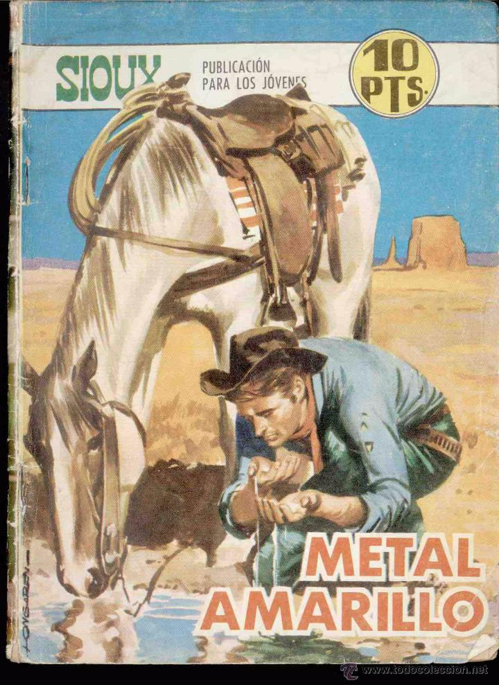 SIOUX. NOVELA GRAFICA PARA ADULTOS. NUMERO 111 (Tebeos y Comics - Toray - Sioux)