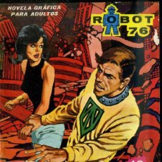 Tebeos: ROBOT 76 Nº 3 - EL FIN DEL MUNDO. Lote 49584038