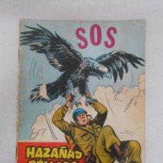 Tebeos: HAZAÑAS BELICAS. - S.O.S. Nº 253. AÑO 1968. - EDICIONES TORAY. TDK61. Lote 49587552