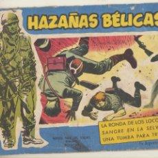 BDs: HAZAÑAS BÉLICAS AZUL EXTRA Nº 99.. Lote 49907068